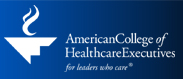 American College of Healthcare Executives Logo